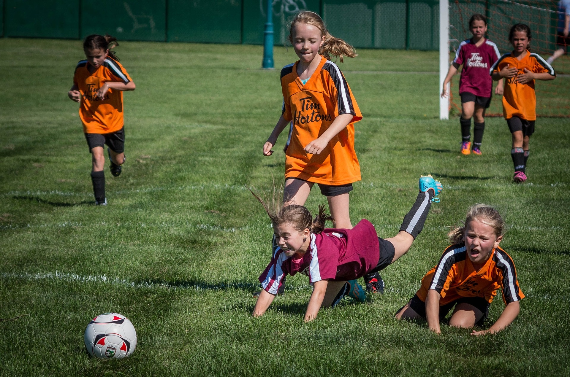What Are The Worst Sports For Overuse Injuries In Children