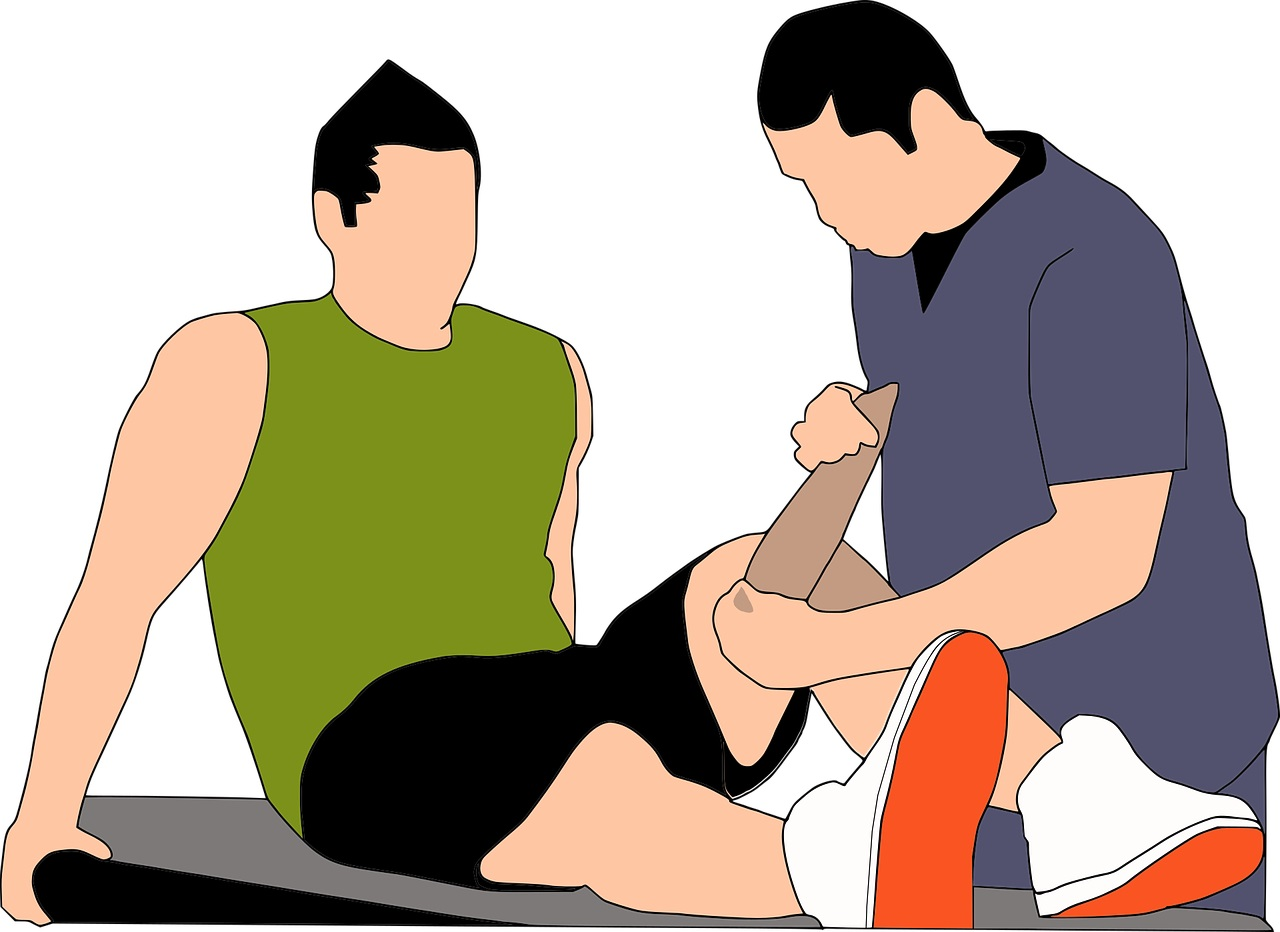 Although sprains and strains have very similar causes and symptoms, they are very different injuries. Whereas sprains are an injury to the ligaments, strains refer to the tearing or stretching of muscles and/or tendons.