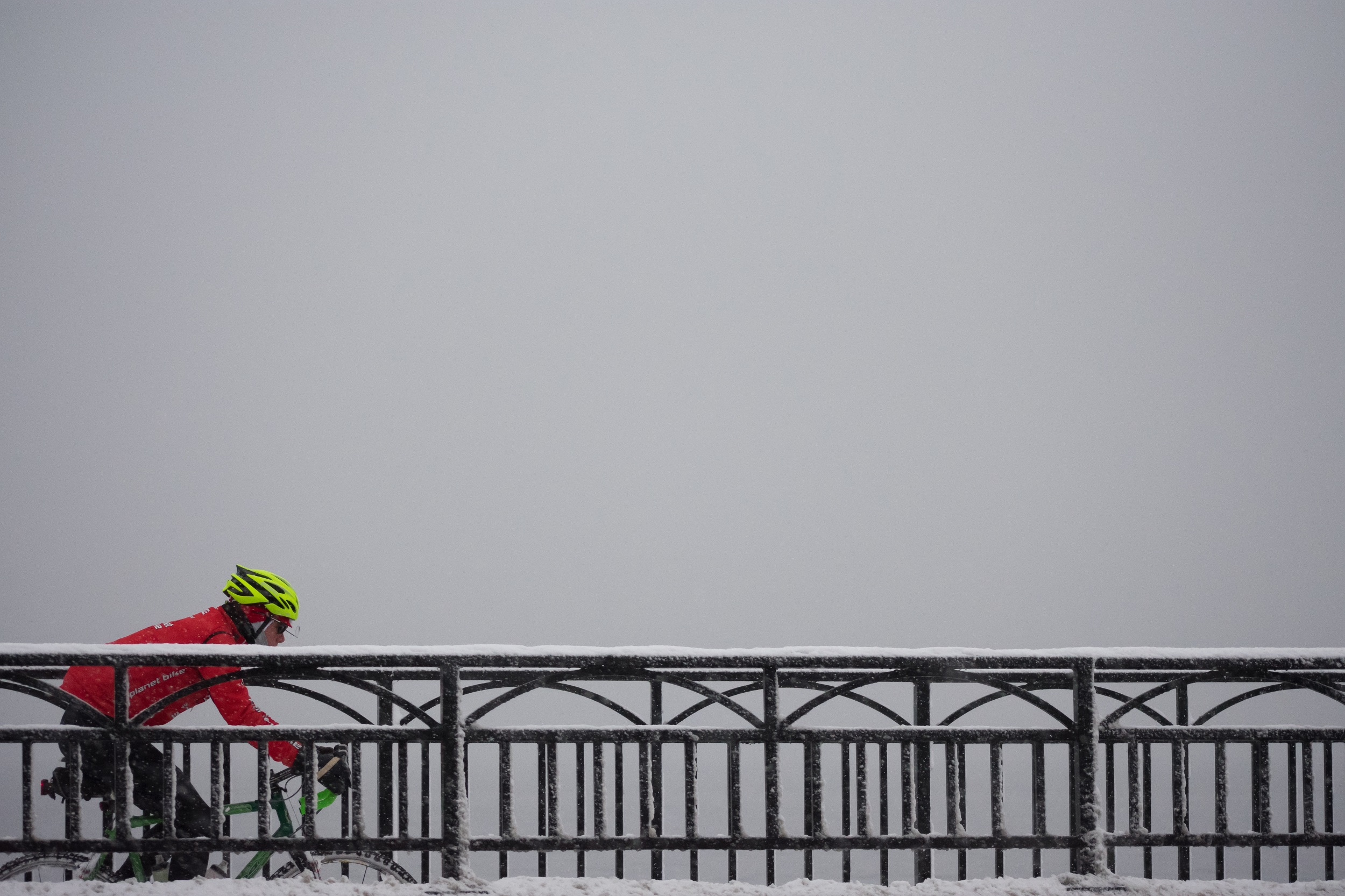 The snow is here to stay, but that doesn't mean you should be kept from cycling for exercise or commuting. It's important to do safe winter biking as the roads and weather create dangerous conditions.