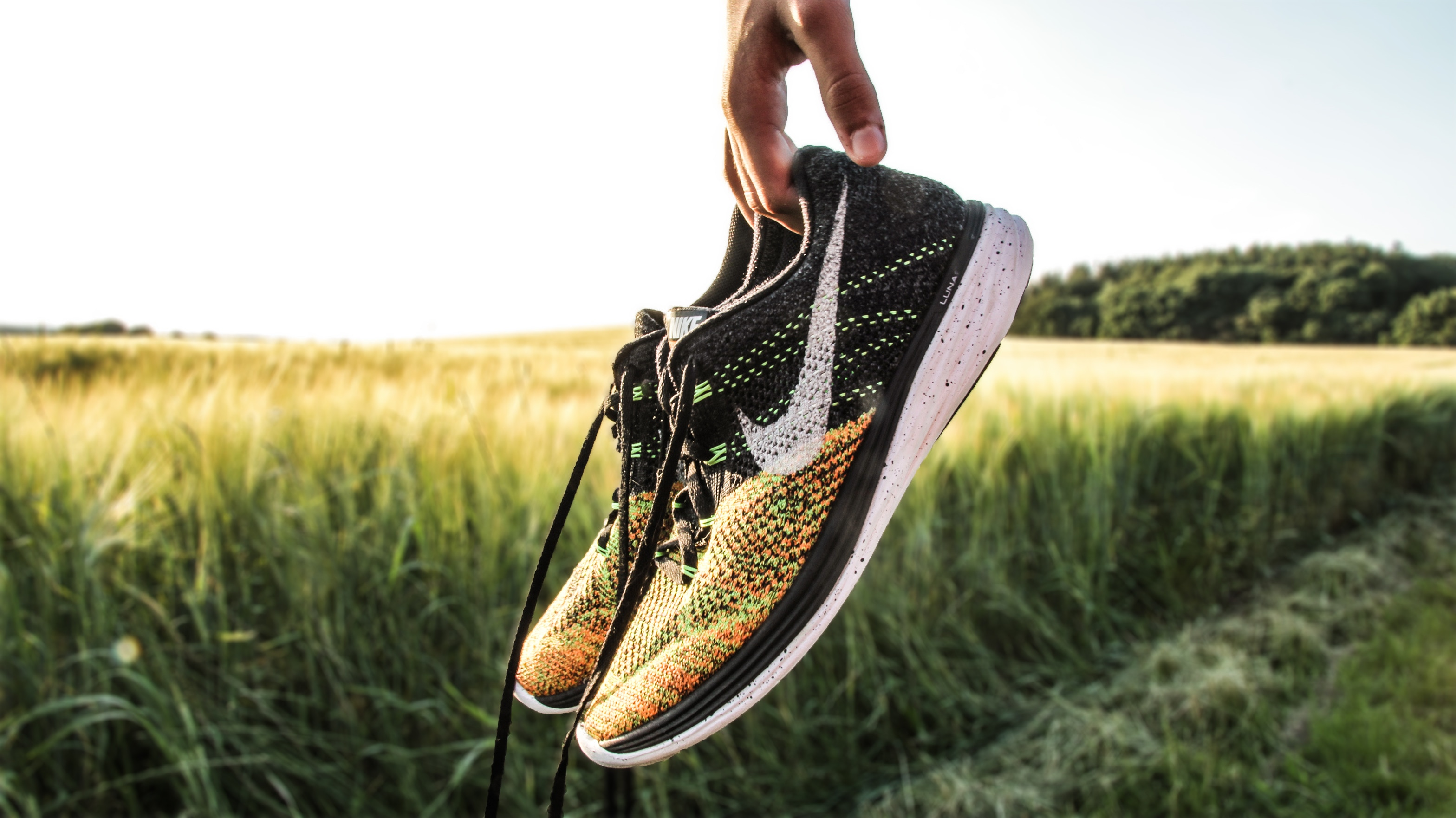 You've checked your running form and your feet. All seems well, yet you still have running pain. Have you checked your shoes? Even if you think you have the most supportive and top-of-the-line running shoes, they may still be giving you problems.